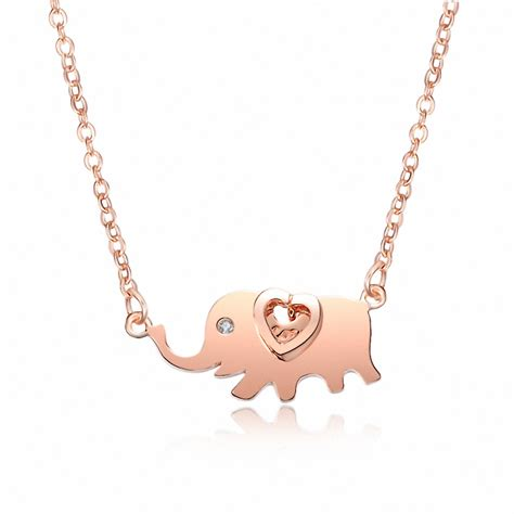 Sterling Silver Rose Gold Plated Cubic Zirconia Cartoon ...