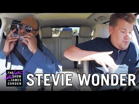 Stevie Wonder Carpool Karaoke   YouTube