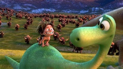 'The Good Dinosaur' Easter Eggs Uncovered! See Where Pizza ...