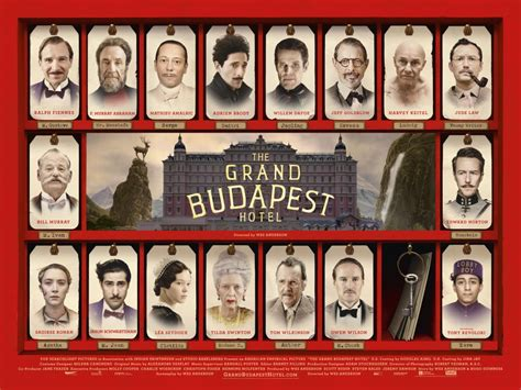 """The Grand Budapest Hotel"" Casting Review"