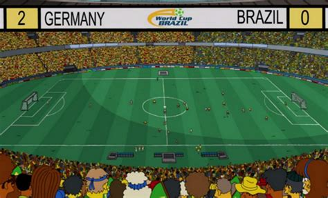 'The Simpsons' predicted the World Cup final | For The Win