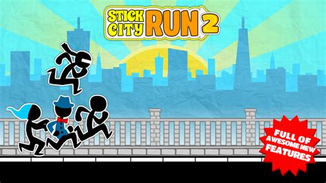 Stick City Run 2: Running Game   Android Apps on Google Play