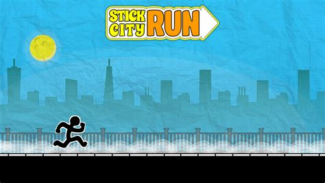 Stick City Run: Running Game   Aplicaciones de Android en ...
