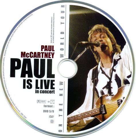 Sticker de Paul McCartney is Live in Concert   Cinéma Passion
