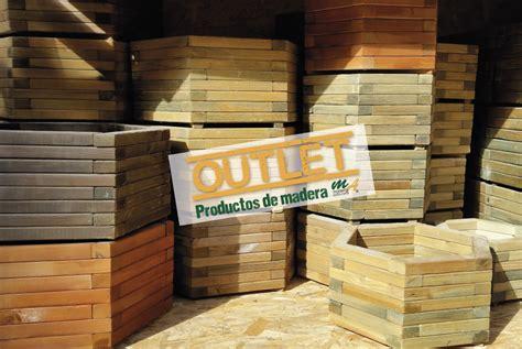 STOCK Liquidación de Jardineras de Madera para exterior ...