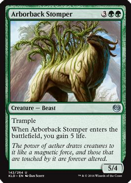 Stompy - Developing Competitive (Modern) - Modern - The ...