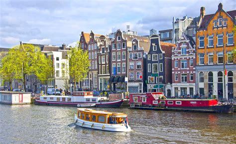 Storbyferie i Amsterdam | FDM travel