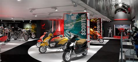 STORE DESIGN| YAMAHA MOTORS - HMY Group