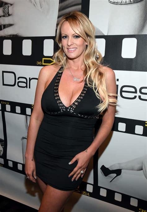 Stormy Daniels: Donald Trump Accused of Bedding Porn Star ...