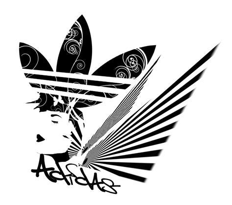 Straight Adidas by chibimona23 on DeviantArt