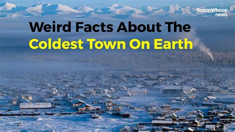 Strange Things About Oymyakon In Siberia, The Coldest Town ...