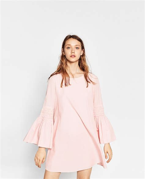 STRIPED JUMPSUIT DRESS DRESSES TRF   ZARA Vietnam   Dress ...