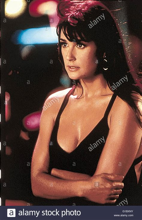 Striptease / Demi Moore Stock Photo, Royalty Free Image ...