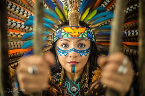 Stunning Aztec Culture Photography By JP Stones Shows a ...