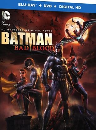 Sub Torrents » Batman Bad Blood (2016) 720p