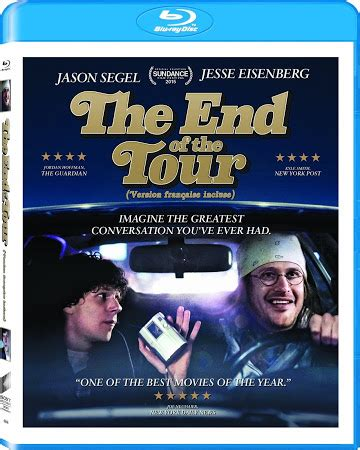Sub Torrents » The End of the Tour (2015) 720p