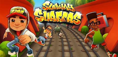 Subway Surfer para Android, juego de correr con gráficos ...