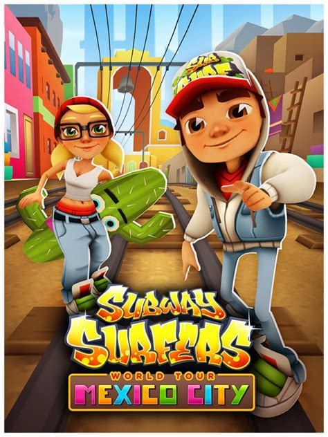 Subway Surfers Says 'Hola!' To Mexico City On Its Ongoing ...