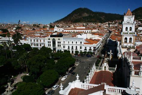 Sucre, Capital constitucional de Bolivia | Periodico La Region