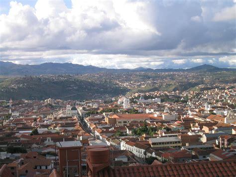 Sucre   Capitale de Bolivie