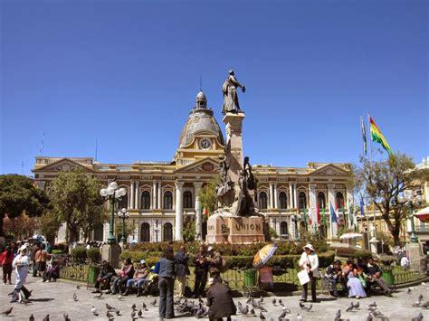 Sucre y La Paz: las dos capitales de Bolivia MUNDO SEELFREI