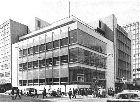 Sucursal bancaria, Banco Nacional de México, av. Juárez ...