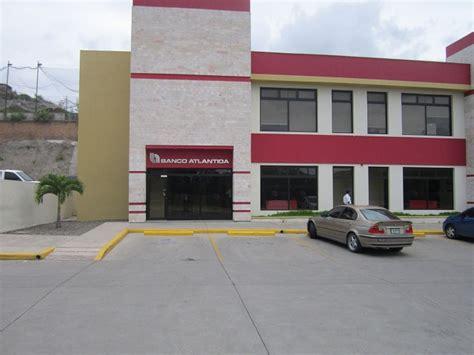 Sucursal Banco Atlántida