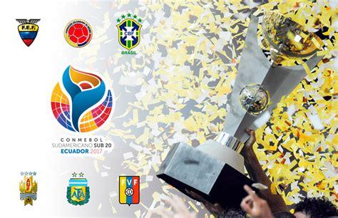 Sudamericano Sub 20: Con la mirada puesta en el Mundial de ...