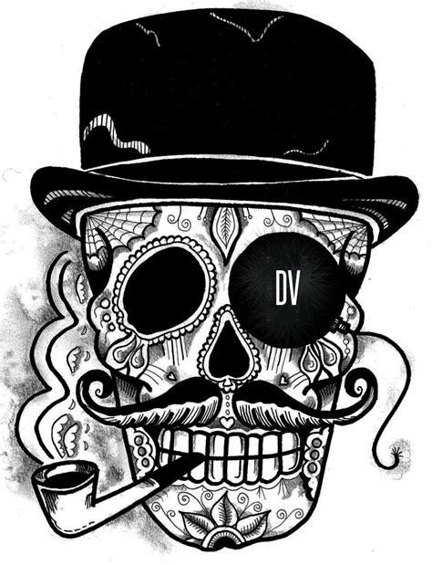 Sugar skulls, las calaveras de azúcar Mexicanas ...