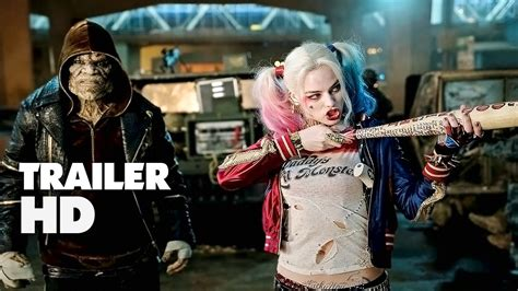 Suicide Squad   Official Film Trailer 2016   Will Smith ...