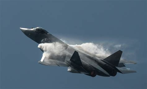 Sukhoi T 50 PAK FA Fighters Expected to Join 2016 Drills