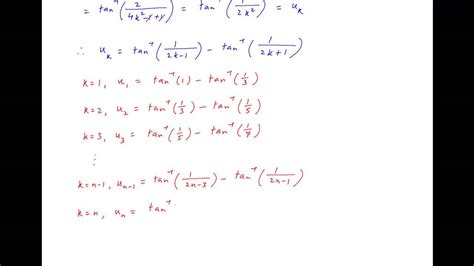 Sum to n terms and to infinity the series with general ...