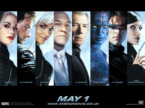 Sunday Night Movie:X2: X Men United | Robert Mitchell Evans