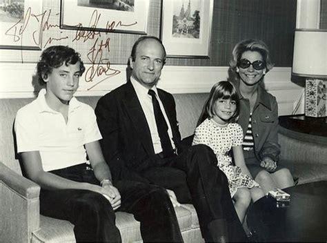 Sunny s children Prince Alexander Georg Auersperg and ...