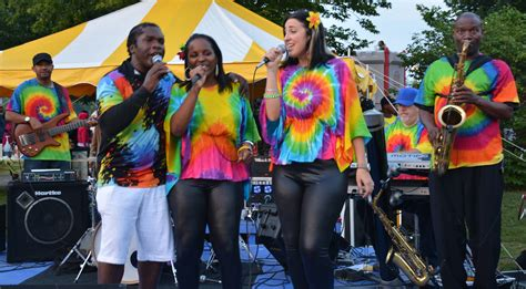 SUNSHINE REGGAE BAND LIVE AT JAMAICAN INDEPENDENCE ...