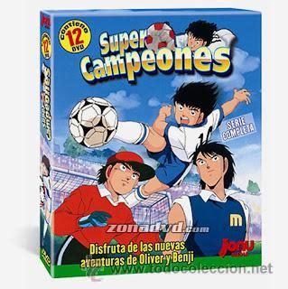 super campeones serie completa 12 números - (jo - Comprar ...