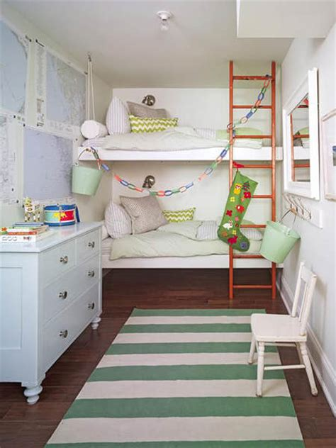 Súper ideas deco para habitaciones infantiles pequeñas ...