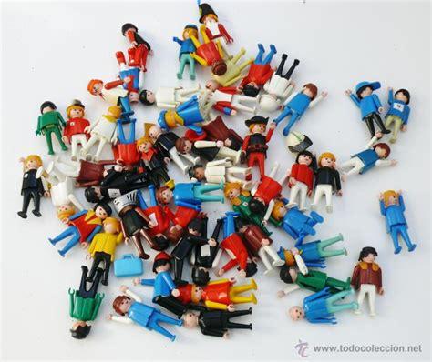super lote 53 figuras playmobil clicks clics a - Comprar ...