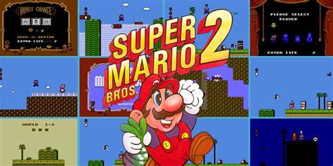 Super Mario Bros. 2 | NES | Juegos | Nintendo