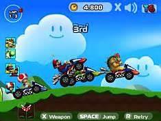 Super Mario Racing 2 | Juegos de Carreras en JuegosJuegos.com