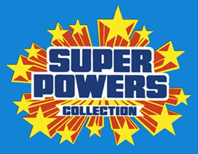 Super Powers Wonder Woman