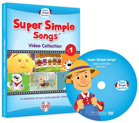 Super Simple Learning DVD Review and Giveaway - Game On Mom