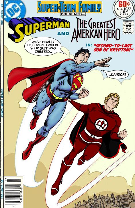 Super-Team Family: The Lost Issues!: Superman and The ...
