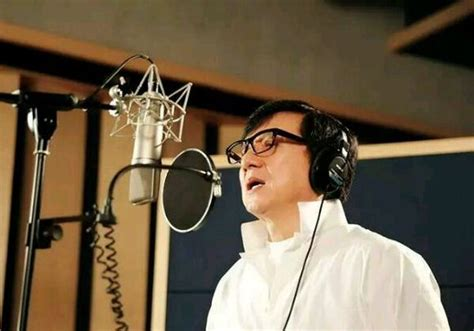 SuperChan's Jackie Chan Blog: Jackie Donates Song