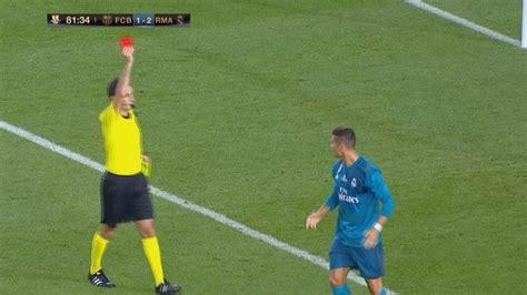 Supercopa de España 2017: Cristiano Ronaldo acabó ...