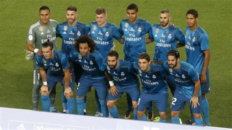 Supercopa de España 2017: El uno a uno del Madrid ...