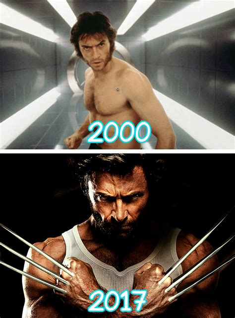 Superhéroes antes y después tras su evolución   TV ...