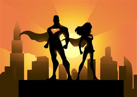 Superheroes at work, do you have them in your organization?