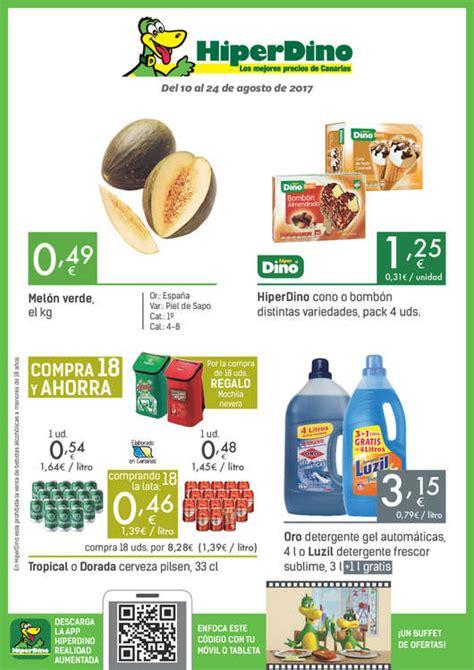 Supermercados HiperDino Santa Cruz de Tenerife ...
