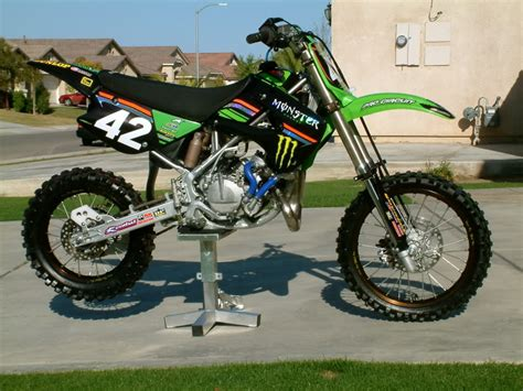 Superminis Worked 85cc 120cc Bikes   Dirt Bike Pictures ...
